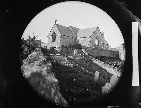 [The church, Bodedern]