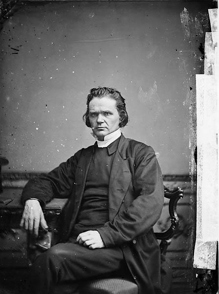 [Revd Rowland Williams (Hwfa Mon, 1823-1905)]