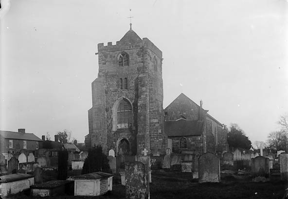[The church, Baschurch (Salop)]