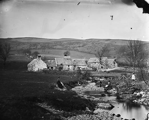 [The old mill, Llangwm]