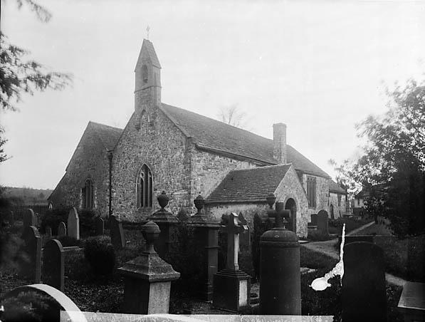 [The church, Myddfai]