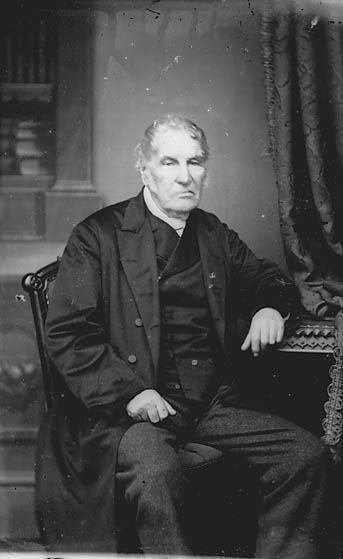 [Revd David Howell, Swansea (1797-1873) (1869)]