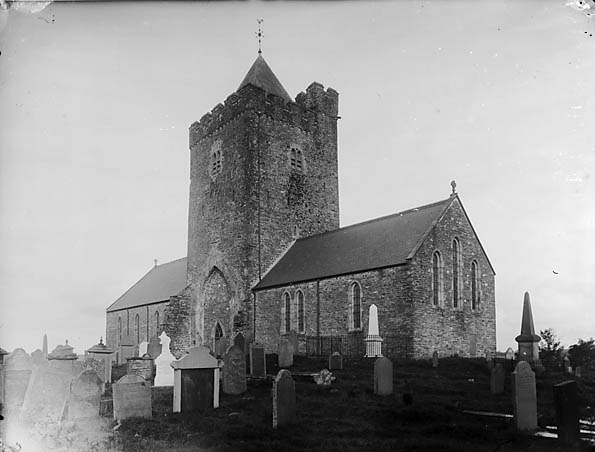 [The church, Llanddewibrefi]