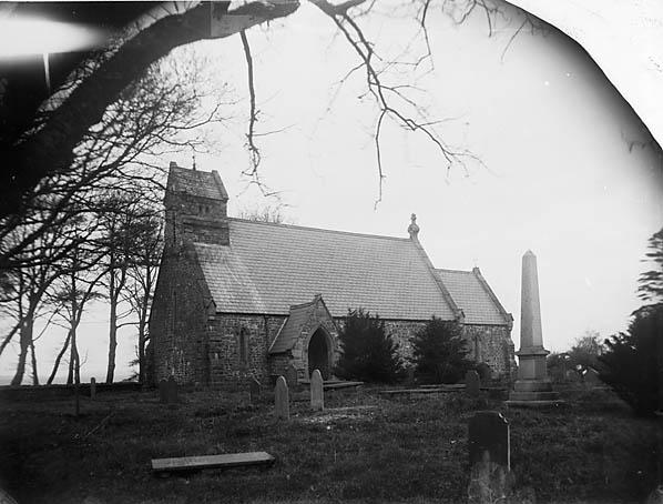 [The church, Llanfihangel-yng-Ngwynfa]
