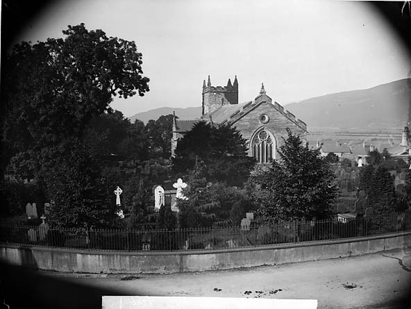 [The church, Machynlleth]