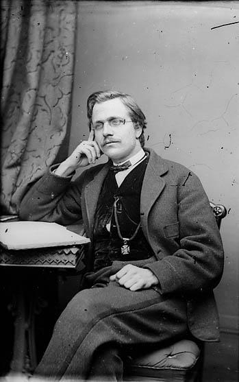 [Dr Joseph Parry (Pencerdd America, 1841-1903)]