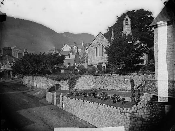 [The church, Trefriw]