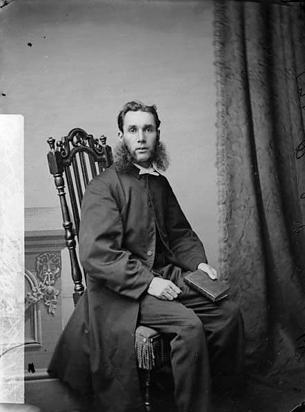 [Revd John Wyndham Lewis (Homo Ddu, 1837-95)]