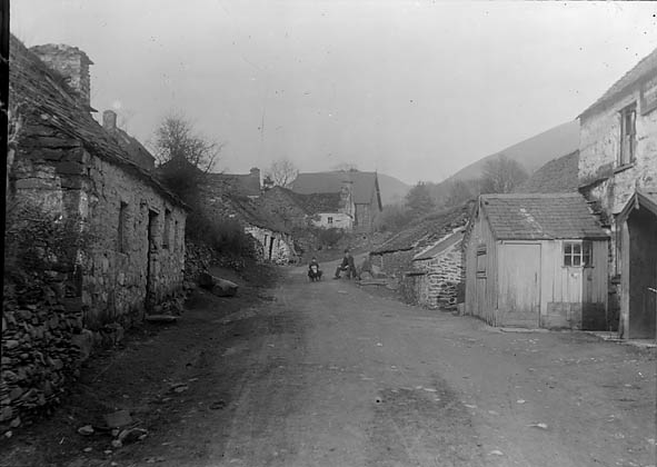 [A rural village]