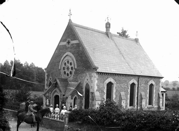 Churchstoke Wesleyan Chapel]