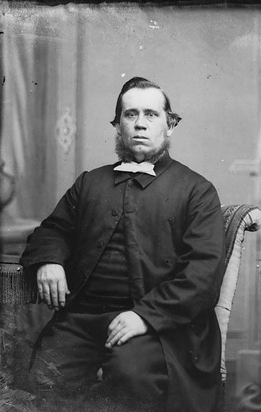 [Revd John Jones (Vulcan, 1825-89)]