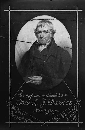 Er cof am y diweddar Barch J Davies, Nantglyn