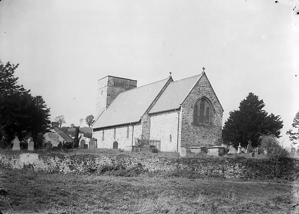 [The church, Llansawel]