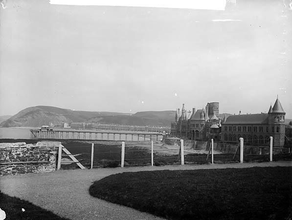 [The college, Aberystwyth]