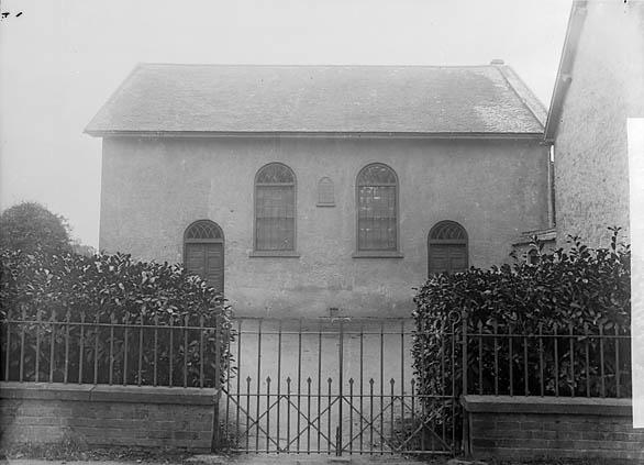 [Dyffryn chapel (CM), Llandyrnog]