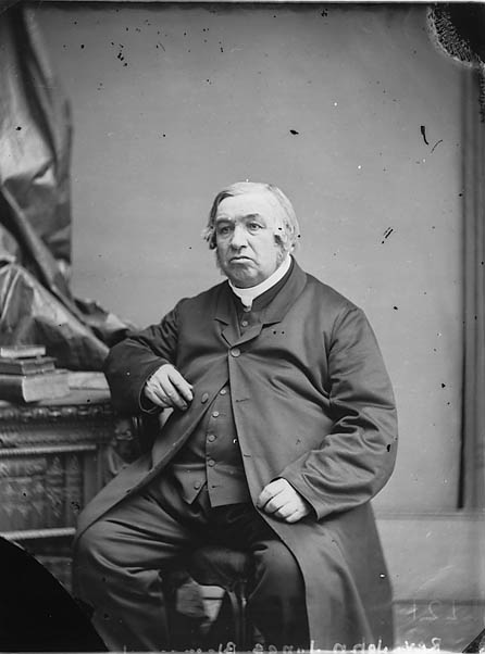 [Revd John Jones, Blaenannerch (1807-75)]