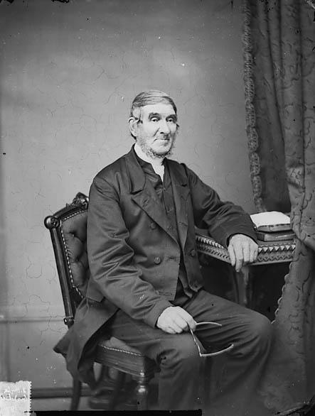 [Revd J Hughes, Gwyddelwern (1870)]