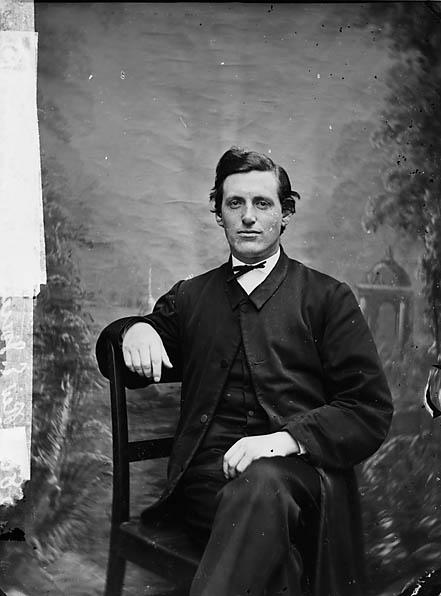 [Revd Evan Jones (1836-1915)]