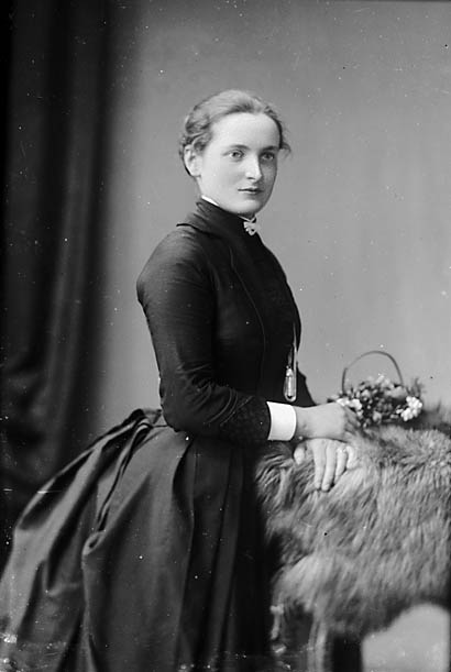 [Miss Powell (later Mrs Pengwern Jones)]