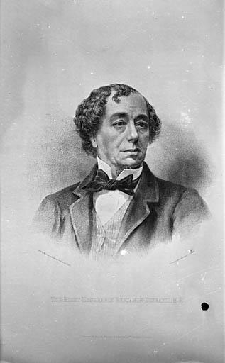 [Benjamin Disraeli]