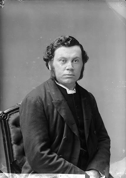 [Revd John Hughes, Liverpool (1827-93)]
