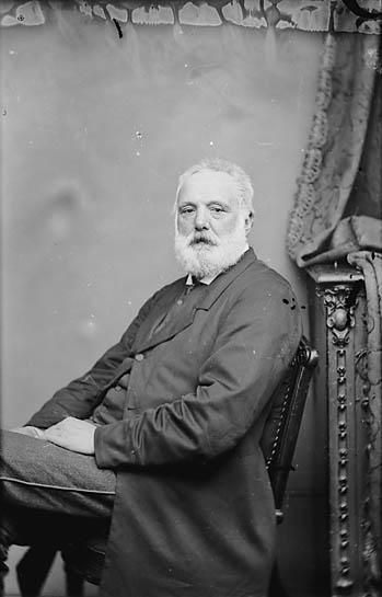 [Revd James Rhys Kilsby Jones (1813-89)]