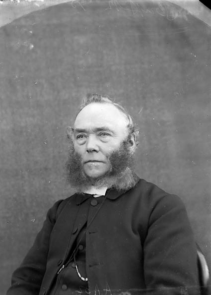 [Revd Griffith Parry, Aberystwyth (1827-1901) (CM)]