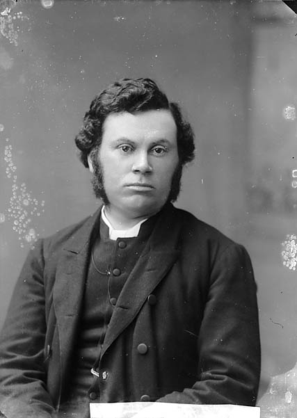 [Revd John Hughes, Liverpool (1827-93) (1890)]