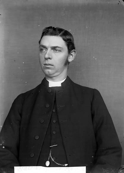 [(Revd John Jones, curate Llanfair Dyffryn Clwyd?) (1879)]