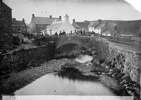 [The bridge, Aberdaron]