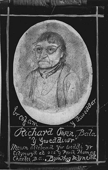 Er cof am y diweddar Richard Owen, Bala