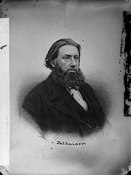 [John Jones (Talhaiarn, 1810-69) (print)]