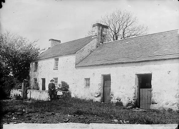 [Crynllwyn bach, Aber-erch (birthplace of Revd John Elias)]
