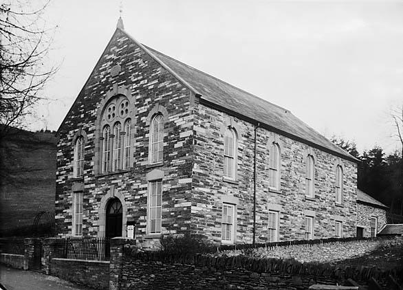 [A Baptist chapel]