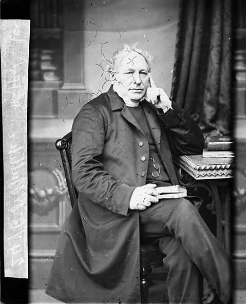 [Revd Dr Thomas Phillips, Hereford (1806-70)]