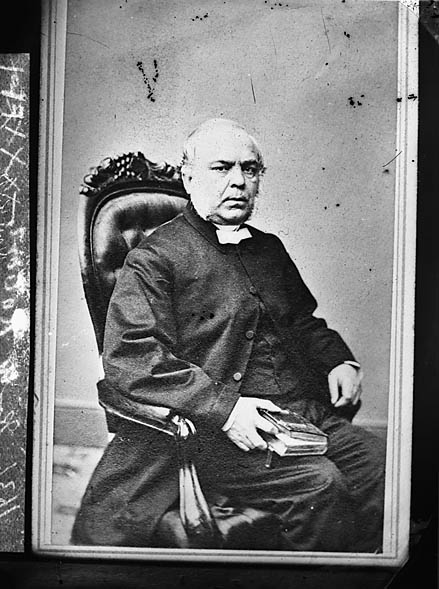 [Revd William Roberts, Utica (1809-87)]