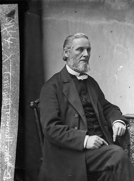 [Revd Dr John Thomas, Liverpool (1821-92) (1882)]