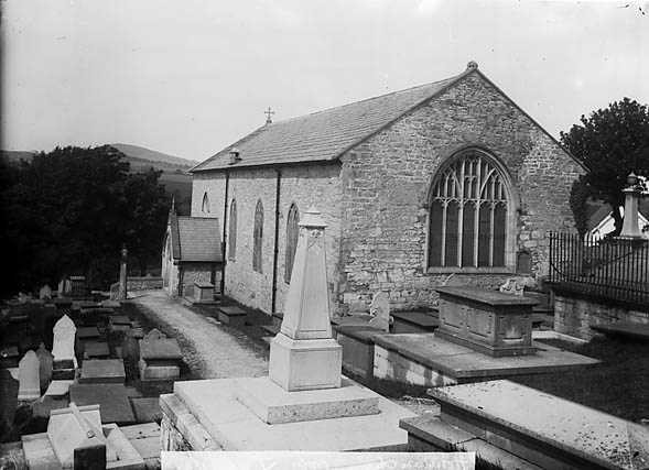 [The church, Henllan (Dinb)]