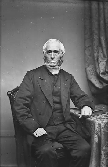 [Revd William Evans, Aberaeron (Cong)]