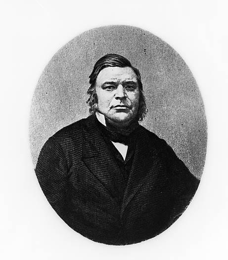 [Hugh Hughes (Hugh Tegai, 1805-64) (print)]