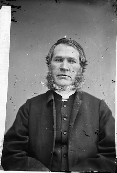 [Revd John Phillips, Bangor (1810-67) (1865)]