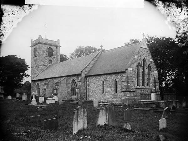 [The church, Westbury (Salop)]