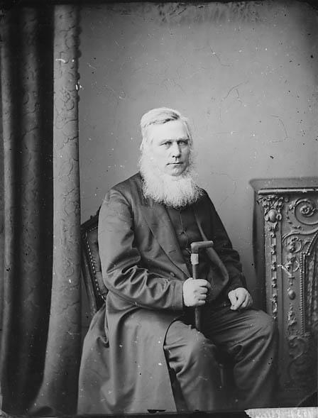 [Revd Robert Elis (Cynddelw, 1812-75)]