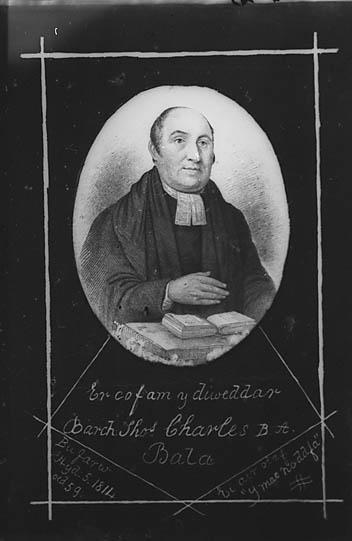 Er cof am y diweddar Barch Thos Charles B.A., Bala