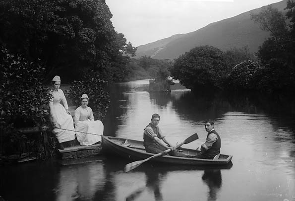 [Peniarth boat, Llangeryn]