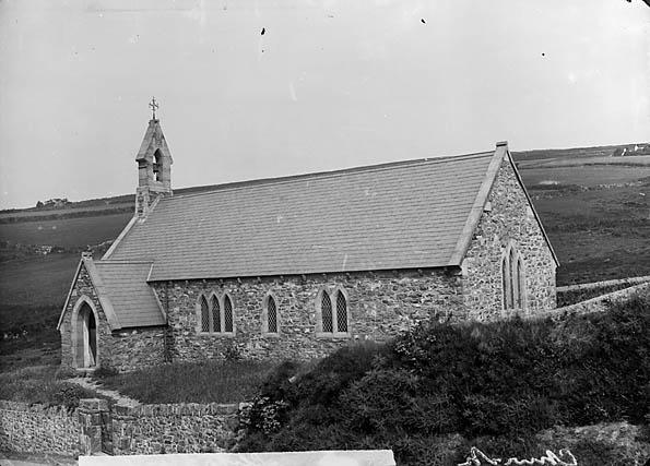 [The church, Llithfaen]