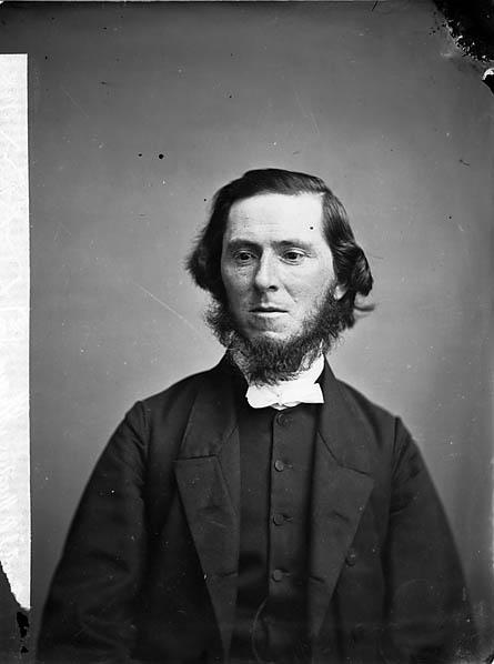 [Revd John Richard Hughes, Anglesey (1828-93)]