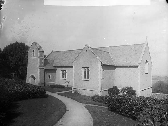 [St George's new church, Abergele (1897)]