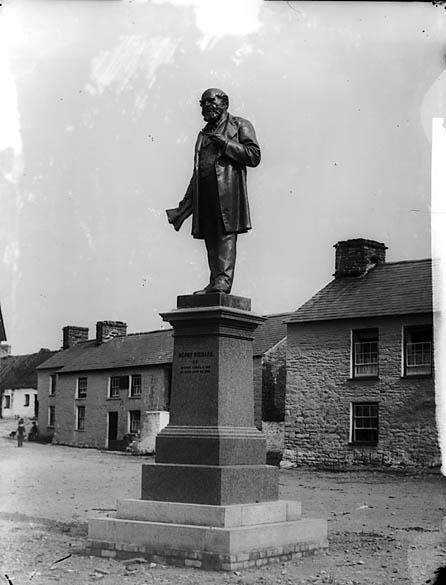 [Henry Richard monument, Tregaron]