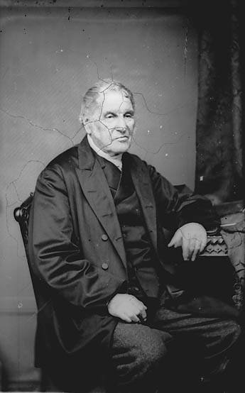 [Revd David Howell, Swansea (1797-1873)]